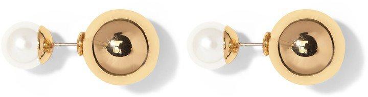 Reversible Stud Earrings