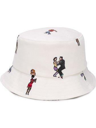 Kirin Dancers Bucket Hat - Farfetch