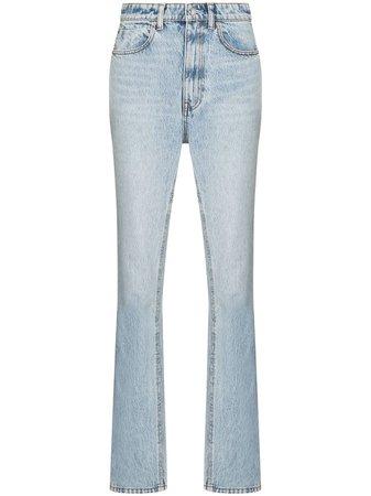 Alexander Wang Faded Jeans - Farfetch