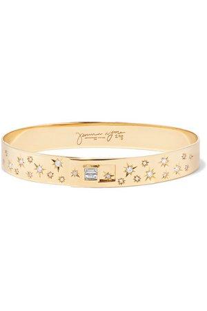 Jemma Wynne   18-karat gold diamond bracelet   NET-A-PORTER.COM