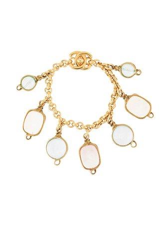 Chanel Pre-Owned Stones Motif Bracelet - Farfetch