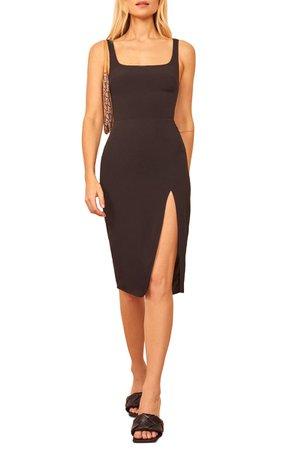 Reformation Norton Sheath Dress | Nordstrom