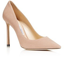 Women's Romy 100 Pointed-Toe Pumps