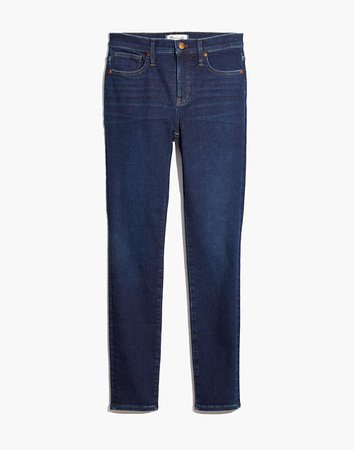 """9"""" Mid-Rise Skinny Jeans in Orland Wash: TENCEL™ Denim Edition"""