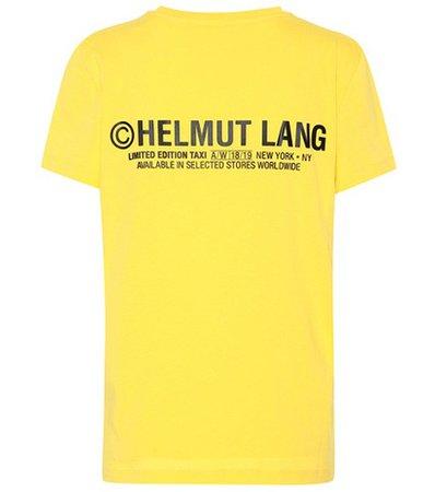 Taxi cotton T-shirt