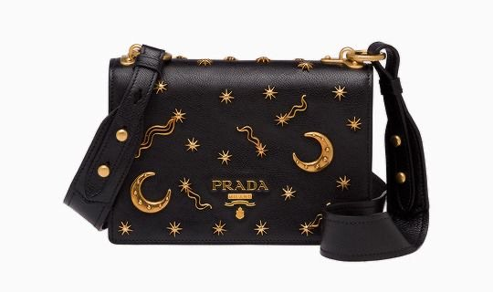 Prada Black Astrology Bag