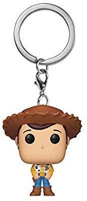 Amazon.com: Funko Pop Keychain: Toy Story - Woody: Toys & Games
