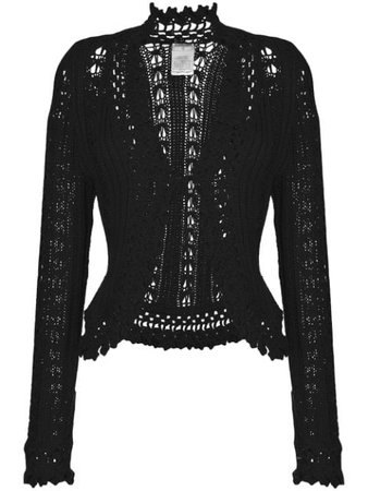 Chanel Pre-Owned Embroidered Fitted Cardigan - Farfetch