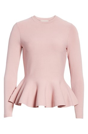 Ted Baker London Hinlia Peplum Sweater | Nordstrom