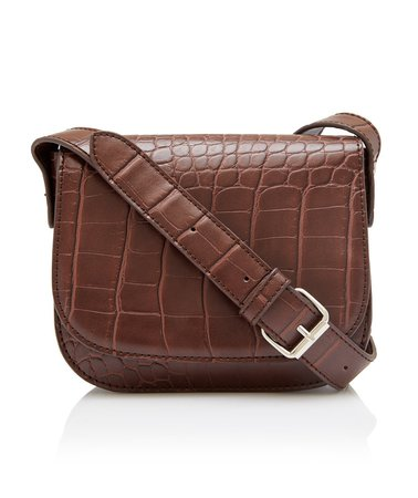 sportsgirl brown croc bag - Google Search