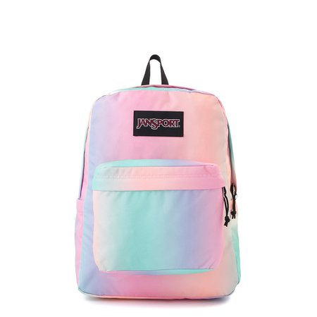 JanSport Superbreak Plus Backpack - Pastel Ombre | Journeys