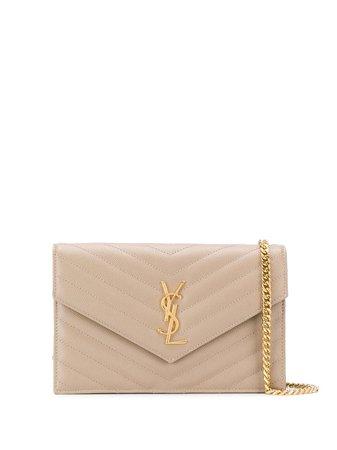 Saint Laurent Envelope Cross Body Bag - Farfetch