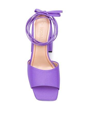Nodaleto Ankle Strap Sandals Ss20   Farfetch.com