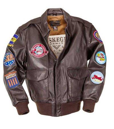 airman pilot jacket