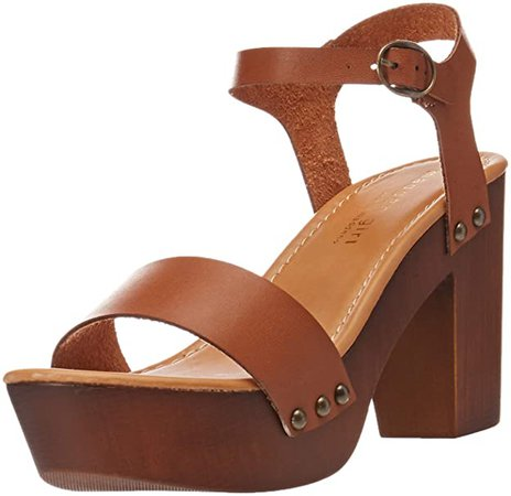 Amazon.com | Madden Girl Women's Lifft Heeled Sandal | Heeled Sandals