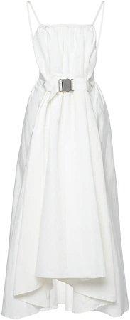 Paris Georgia Roma Belted Slip Dress