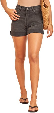 Max Relaxed Denim Shorts