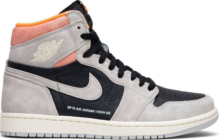 Air Jordan 1 Retro High OG 'Neutral Grey' - Air Jordan - 555088 018 | GOAT