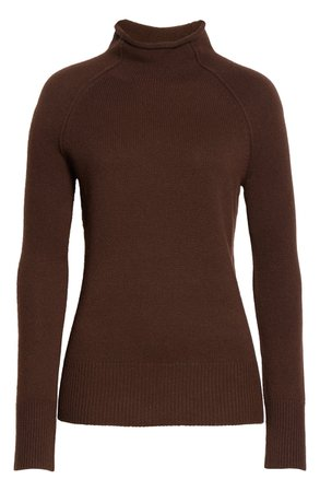 theory Karinello Funnel Neck Cashmere Sweater | Nordstrom