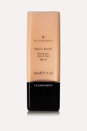 Skin Base Foundation - 10, 30ml