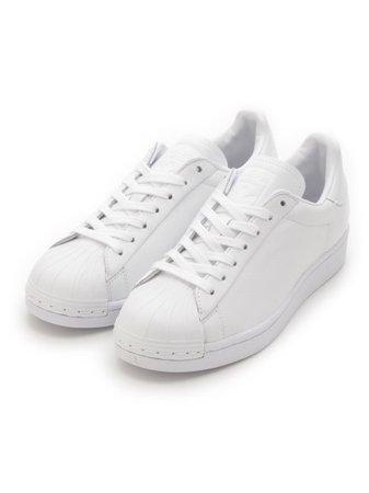 【adidas Originals】SST PURE LT W(シューズ(靴)/スニーカー) adidas(エミ)の通販 ファッションウォーカー