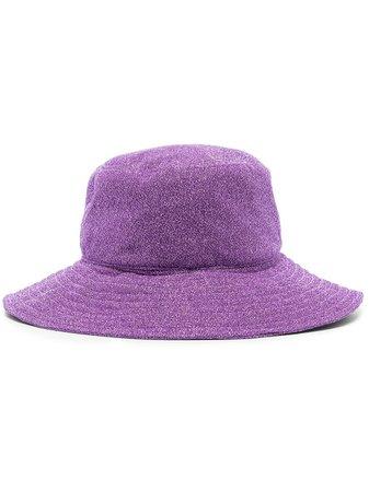 Oséree Cappello Bucket Purple Lumière - Farfetch