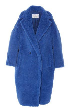 Tedgirl Oversized Alpaca and Wool-Blend Coat by Max Mara | Moda Operandi