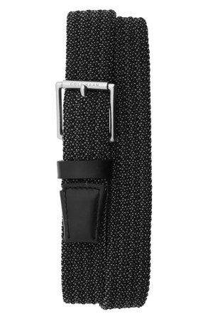 Cole Haan Stretch Weave Belt | Nordstrom