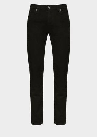 Versace Medusa Button Denim Jeans for Men | US Online Store