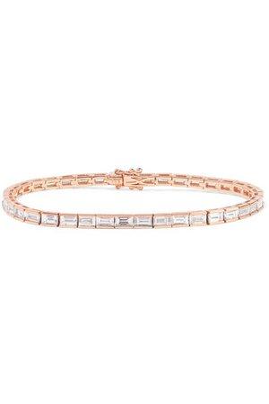 Anita Ko | Martina 18-karat rose gold diamond bracelet | NET-A-PORTER.COM