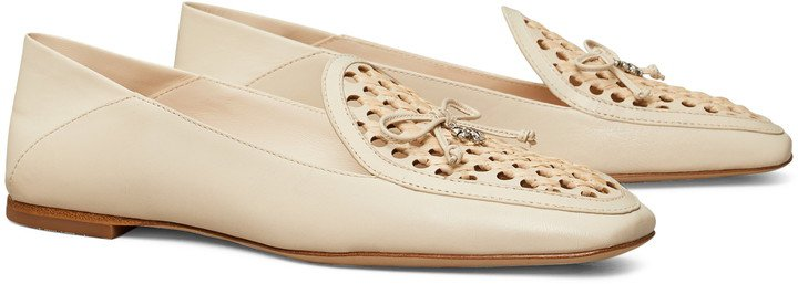 Charm Woven Loafer