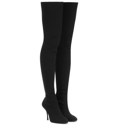 Shiloh Over-The-Knee Boots - Stuart Weitzman | Mytheresa