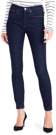 Toothpick High Rise Jeans