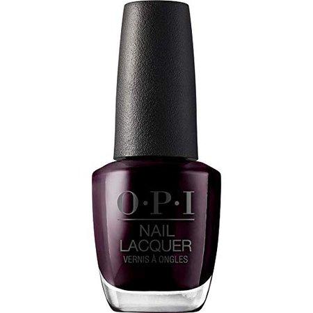 OPI Nail Lacquer, Black Cherry Chutney