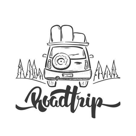 road trip logo - Google Search