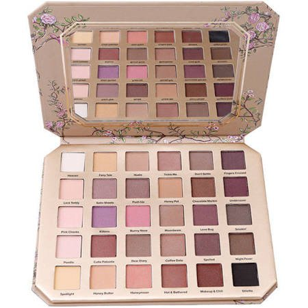 30 Colors Makeup Eyeshadow Palette Shimmer Matte Eye Shadow Cosmetics Beauty Pop