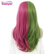 pink and green hair - Google Search