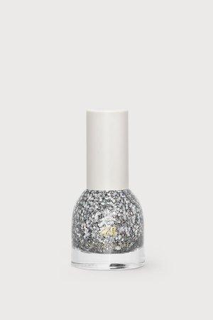 Nail polish - Silver
