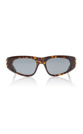 Dynasty Cat-Eye Acetate Sunglasses By Balenciaga | Moda Operandi