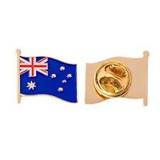 Australian flag lapel pin - Google Search