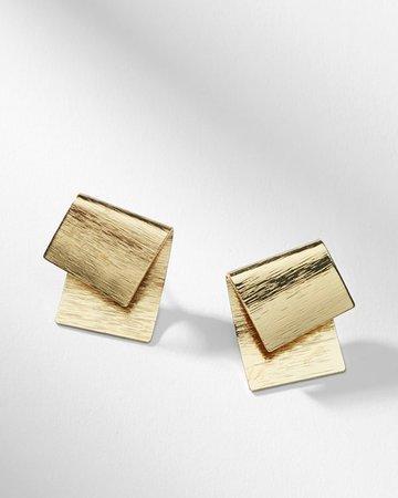 The Velma Earrings - Gold | M.M.LaFleur