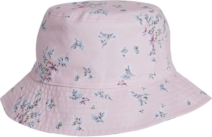 x The Salty Blonde Party On Reversible Canvas Bucket Hat