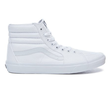 Sk8-Hi Shoes | White | Vans