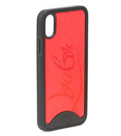 Loubiphone Sneakers iPhone X case