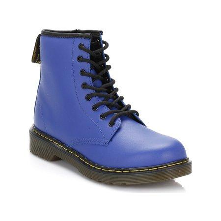 Blue Doc Martens