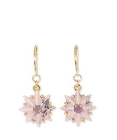 Sole Society Lever Drop Earrings | Sole Society Shoes, Bags and Accessories pink