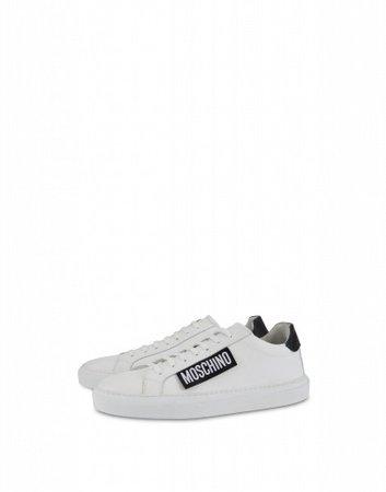 Calfskin Sneakers Label