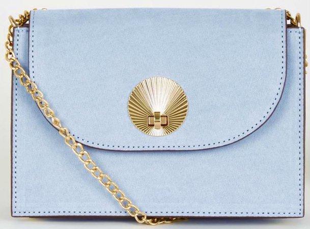 blue pale bag