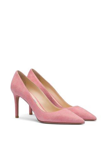 Prada 85mm stiletto pumps pink 1I834IF085008 - Farfetch