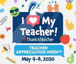 teacher appreciation week - Google Search